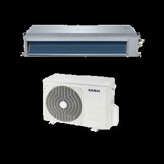 KAISAI-Slim-Kanalgerät-Klimaanlage-Klimagerät-KTI-24HWF32-7-kW